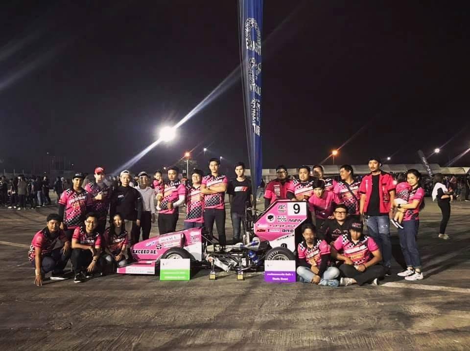 การแข่งขัน Student Formula Challenge 2019