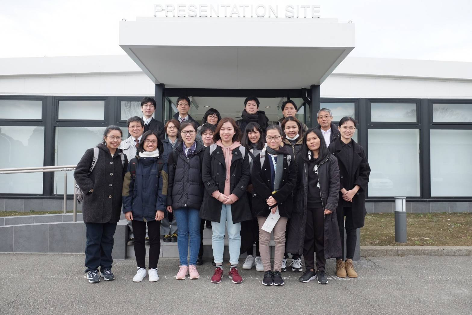 ความร่วมมือการแลกเปลี่ยนนักศึกษาระหว่างมหาวิทยาลัยสยาม กับมหาวิทยาลัยจิบะ ประเทศญี่ปุ่น